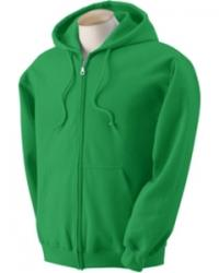 Gildan Heavyblend 50/50 Full-Zip Hooded Sweatshirt